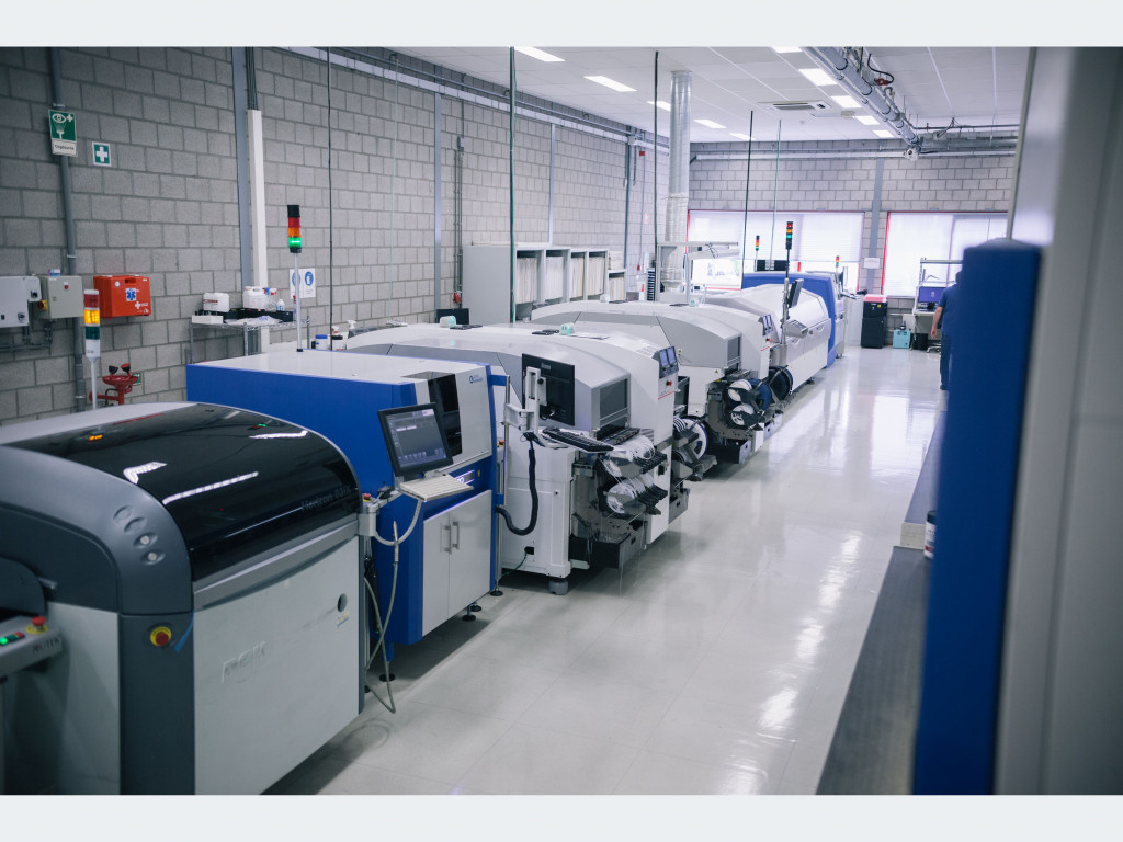 Goepel SPI-Line 3D: Batenburg Targets Zero Defect Production