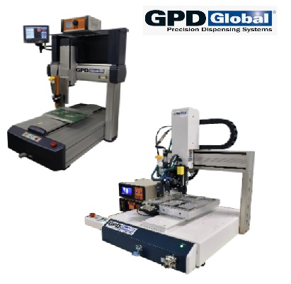 Benchtop Dispense Systems