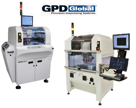 High Precision & Large area Dispensers