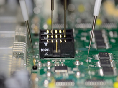 Flying Probe PCB Test Services - Accelonix